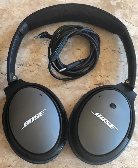 Fones De Ouvido Bose Qc25 Headphones Noise Canceling