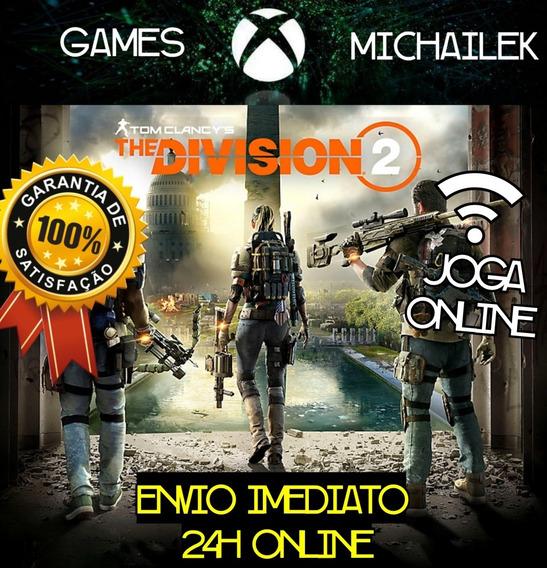 The Division 2 Xbox One Mídia Digital + Jogo Brinde