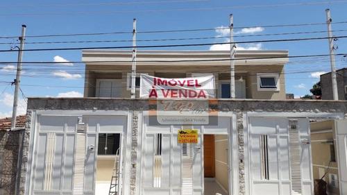 Sobrado Com 2 Dormitórios À Venda, 103 M² Por R$ 420.000 - Vila Mirante - São Paulo/sp - So0725