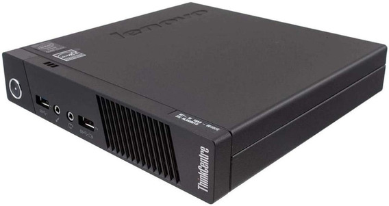 Micro Lenovo M93p Tiny Intel I5 8gb 500gb Vitrine