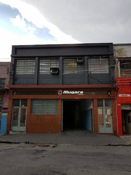 Galpão À Venda, 700 M² No Brás - Ga0065