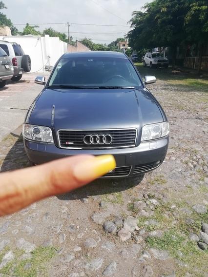 Audi A6 2.7 S Line V6 250cp Qtro Bit Tipt At 2003