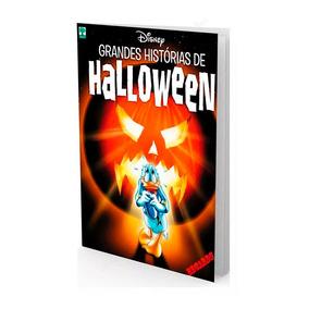 Disney Grandes Histórias De Halloween - Volumes 1 E 2