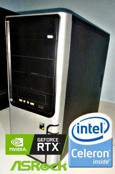 Gamer Cpu Asrock J1900 Quad-core 2 Ghz