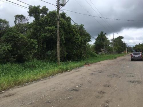 Terreno De Chácara Com 9238 M², Em Itanhaém/s´p 5222-pc