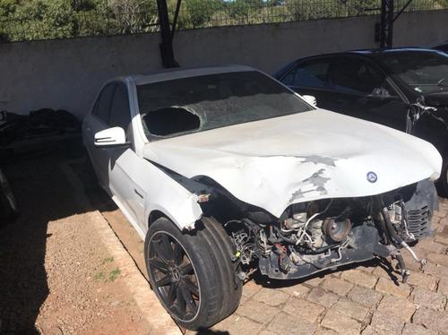 M. Benz E63 Amg 2014 - Sucata Para Venda De Peças