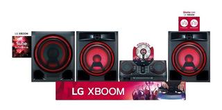 Minicomponente LG Ck57 1100w 5489
