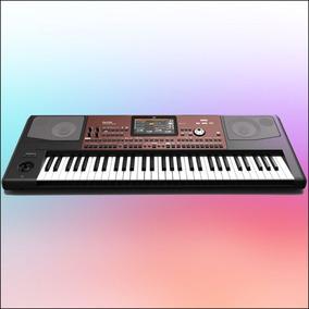 Teclado Piano Korg Pa700 & Pa600 Sintetizador + Estuche