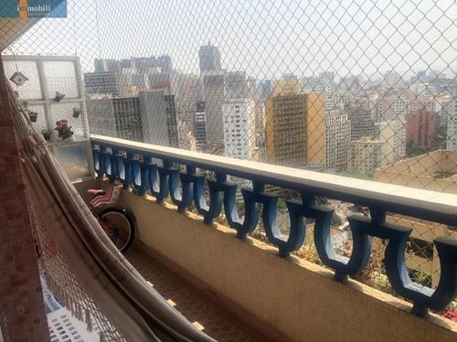 Imagem 1 de 15 de Apartamento Bela Vista  - Pc102353