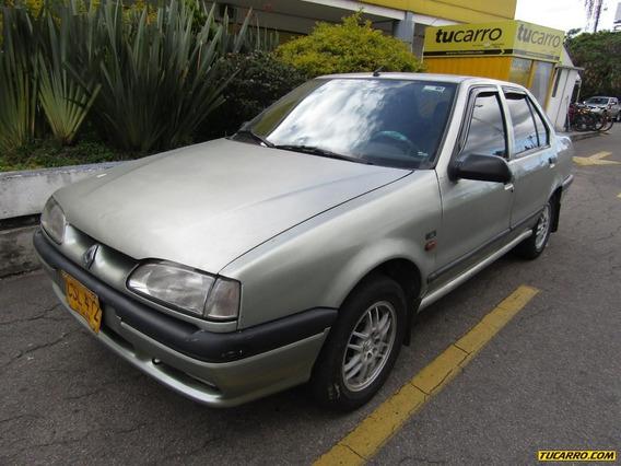 Renault R19 1.4 Mecánico Sedán Aa