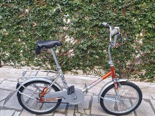 Bicicleta Plegable Rod 20