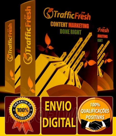 Seo Traffic Fresh Pro - Primeira Página Do Google