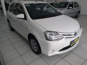 Toyota Etios Xs 1.5 Flex 16v 5p Mec. 2016