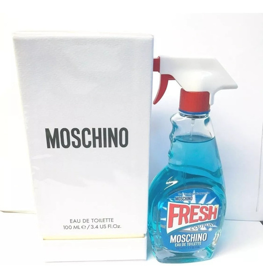 Moschino Fresh Feminino Eau De Toilette 100ml