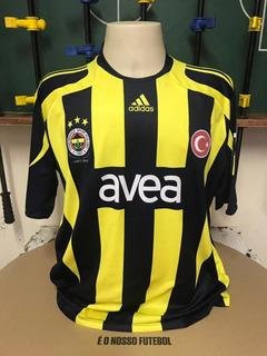 Camisa Fenerbahçe Turquia Deivid 99
