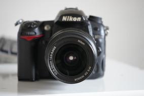 Nikon D7000 Com Lente 18-55mm Inclusa
