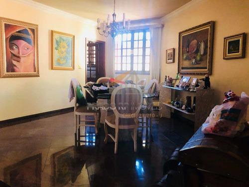 Casa Com 3 Dorms, Jardim Recreio, Ribeirão Preto - R$ 1.35 Mi, Cod: 55965 - V55965