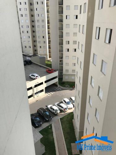 Imagem 1 de 13 de Apartamento 54m² Mobiliado  Com 2 Dormitórios Em Quitaúna-osasco!! - 2325