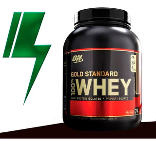 100% Whey Gold Standard 2,27kg - On / Optimun Nf