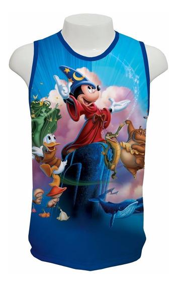 Camiseta Mickey Mouse - Regata