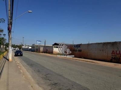 Área Industrial À Venda, Vila Nova Bonsucesso, Guarulhos. - Ar0011