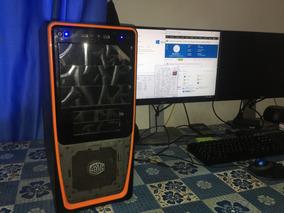 Pc Gamer Amd Fx-4300 4 Núcleos 3,8ghz 16 Gb + Pv Hd7770 2gb