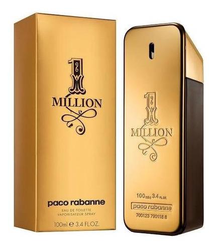 Imagem 1 de 1 de One Million Paco Rabanne Edt 200ml - Original