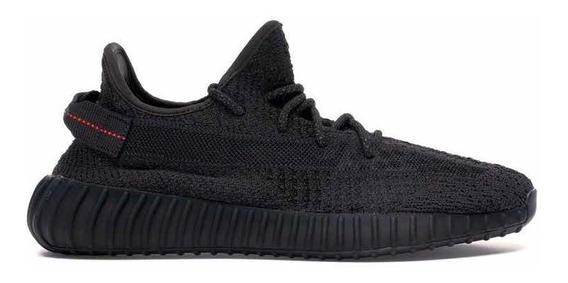 Sneakers Originales Yeezy 350 Boost V2 Black Nr Originales