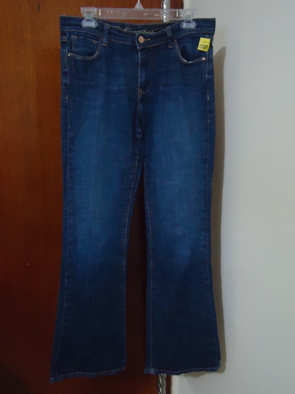 Pantalon De Mezclilla Strech Sweet Heart Dama Talla 10-34