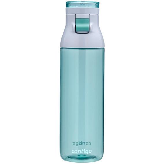 Botella De Agua Plastico Jackson Verde Jade 710 Ml Contigo