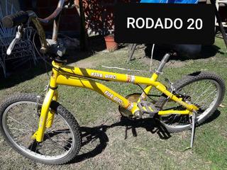 Bicicleta Freestyle Fire Bird R20