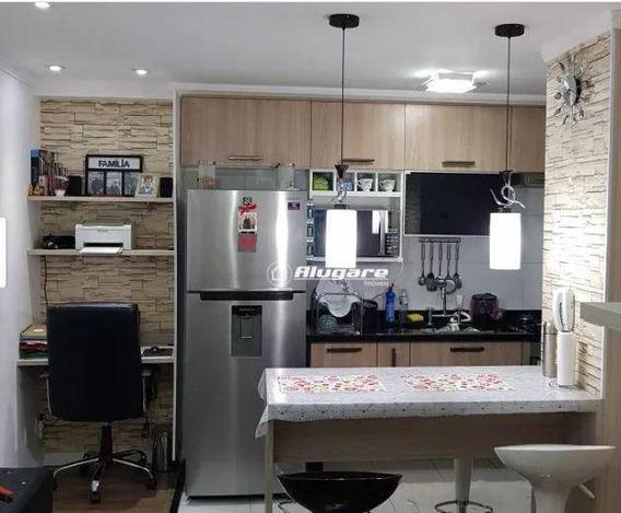 Apartamento Com 1 Dormitório À Venda, 29 M² Por R$ 249.000 - Gopoúva - Guarulhos/sp - Ap2987