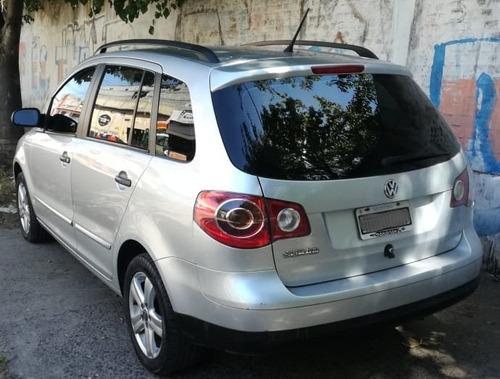 Volkswagen Suran 2010 Con Gnc