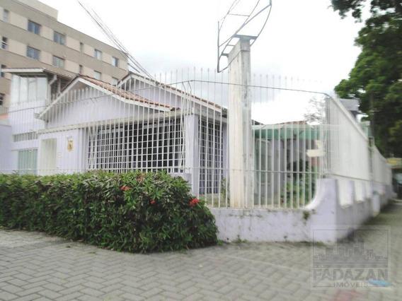 Casa Para Alugar, 181 M² Por R$ 5.000,00/mês - Água Verde - Curitiba/pr - Ca0087