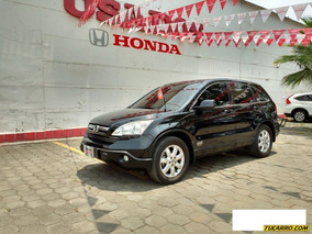 Honda Cr-v Exl At 2400cc 4x4