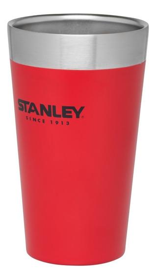 Vaso Termico Stanley 500ml Sin Tapa Original Rojo