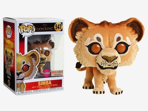 Funko Pop Rey Leon Scar  Simba Disney Lion Queen Aerosmith