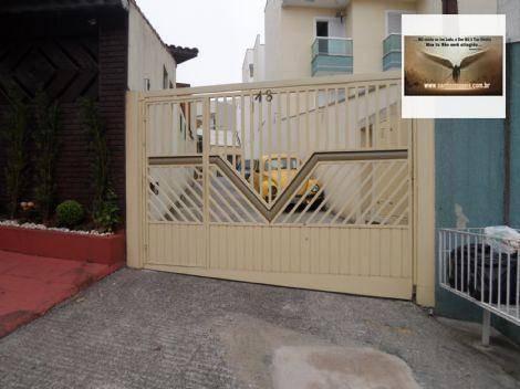 Casa Em Condominio Com 1 Dormitório E 2 Vagas De Garagens Residencial À Venda, Parque Oratório, Santo André. - Ca0046