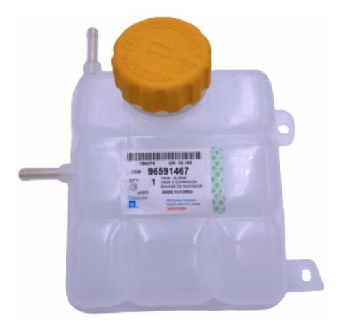 Deposito Envase Reservorio Agua Spark Con Tapa Original Gm