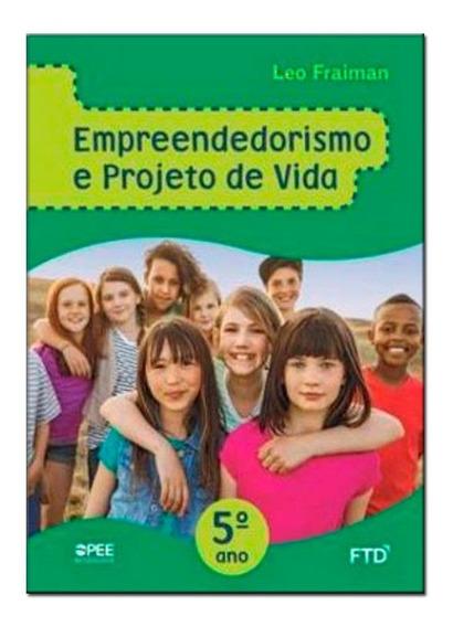 Empreendedorismo E Projeto De Vida 5ºano - Bncc