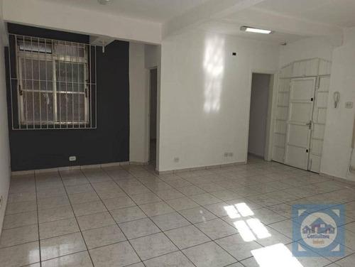 Sala À Venda, 50 M² Por R$ 90.000,00 - Centro - Santos/sp - Sa0150