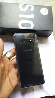 Galaxy S10 Tela Quebrada Acompanha Caixa Nota Fiscal