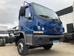 Mercedes Benz Mb Accelo 915 2010 3/4 No Chassi= 10 Vw