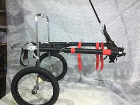 Cadeira De Rodas Para Cachorros De Grande Porte 30 A 60 Kg