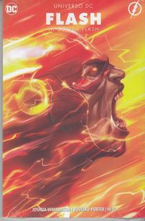 Comic Dc Universo Flash Y La Guerra De Flash Compilatorio