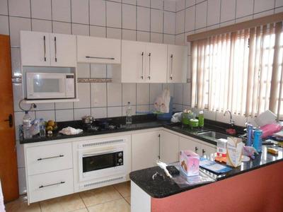 Casa Residencial À Venda, Centro, Mirassol. - Ca0402