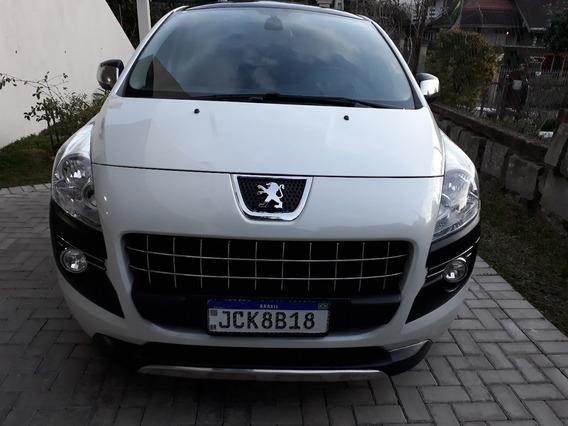 Peugeot 3008 Griffe 2013 Excelente