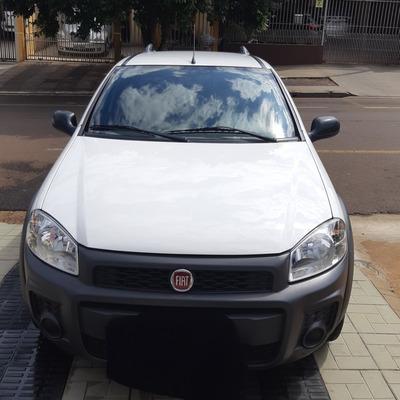 Fiat Strada 1.4 Hard Working Cab. Dupla Flex 3p 2019