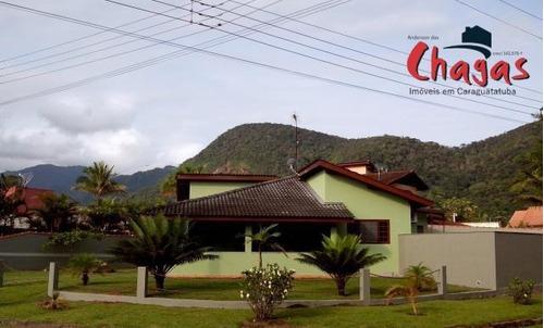 Condominio Mar Verde, Casa Com Piscina Em Caraguatatuba - 564