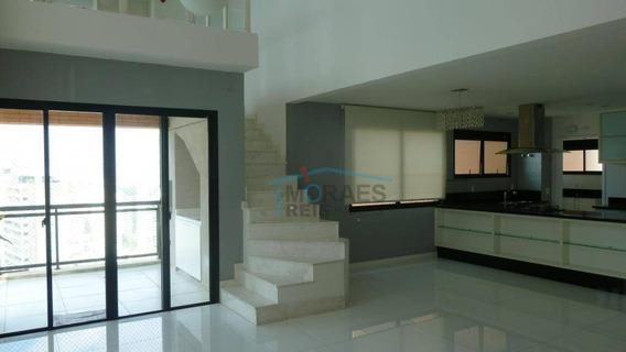 Apartamento Com 3 Dormitórios Para Alugar, 184 M² Por R$ 5.000/mês - Morumbi - São Paulo/sp - Ap13809
